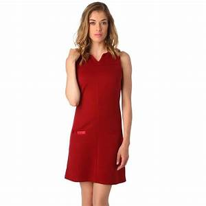 robe trapeze milano rouge rouge achat vente robe robe With robe trapeze rouge