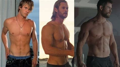 Here's How Chris Hemsworth Transformed To Play Thor In ...