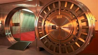 Vault Bank Safe Wallpapers