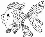 Coloring Fish Pages Goldfish Catfish Printable Clown Drawing Bowl Sheets Fancy Drawings Getcolorings Cool2bkids Animal Adult Getcoloringpages Bf Getdrawings sketch template
