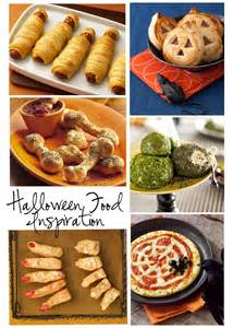 Halloween Spooky Foods for Party