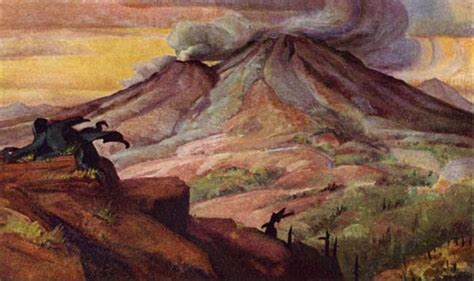 Historic Paintings  Crater Lake Institute  Enhancing The