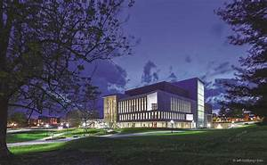 Virginia Tech Moss Arts Center - Schnabel Engineering