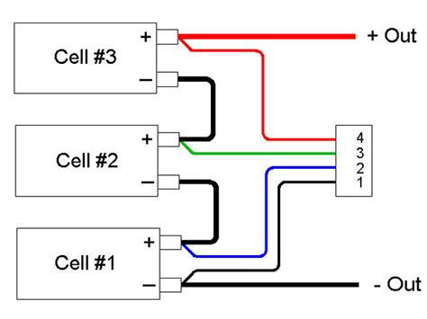 Ion Battery Pack Charger Schematic Lithium