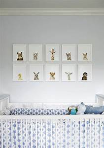 Babyzimmer Wände Gestalten : babyzimmer gestalten s e tier muster f r ihre kleinen ~ Sanjose-hotels-ca.com Haus und Dekorationen