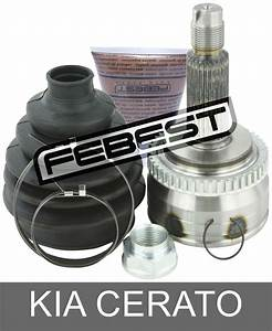 Outer Cv Joint 24x60x27 For Kia Cerato  2012