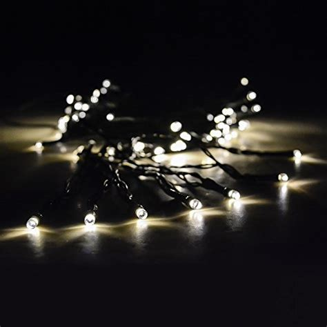 solar christmas lights with long lasting leds by earth