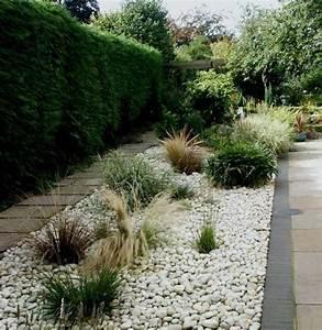 modele de jardin avec galets en 26 exemples inspirants With modele de jardin avec galets