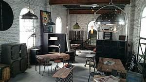 Boutique De Meuble : barak7 boutique de mobilier industriel courcelles en ~ Teatrodelosmanantiales.com Idées de Décoration