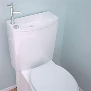 Reservoir Wc Lave Main : ise 39 o combin r servoir wc avec lave mains int gr batiproduits ~ Melissatoandfro.com Idées de Décoration