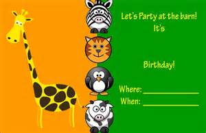 engagement brunch invitations farm animal party invitations