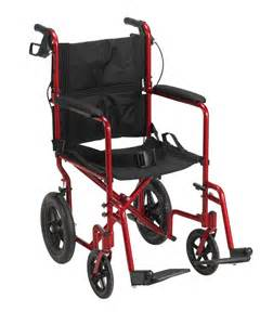 Transport Chairs Lightweight by Lightweight Expedition Transport Wheelchair With Hand Brakes