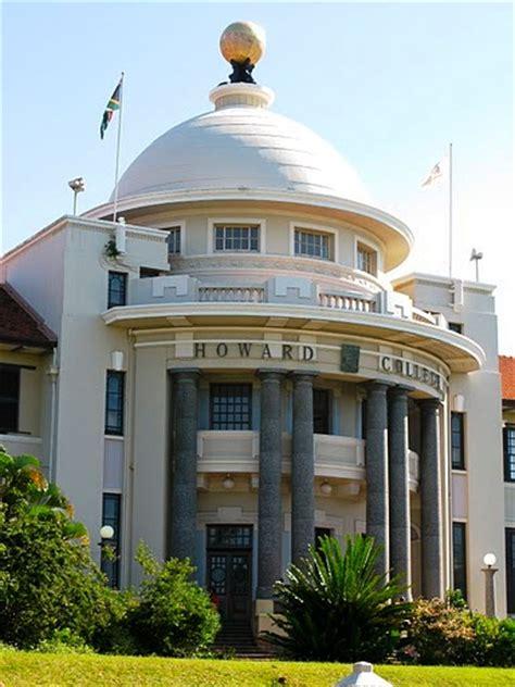 howard college  kwazulu natal institute  architecture