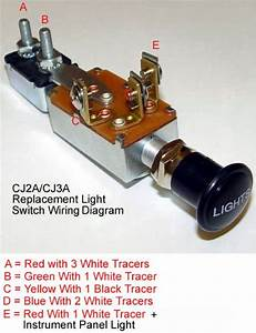 Headlight Switch  Dimmer Switch