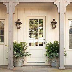 Best 25+ White Front Doors Ideas On Pinterest Farmhouse