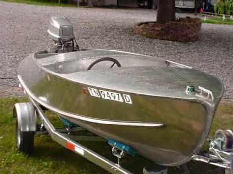 Crestliner Antique Boats by Vintage Crestliner Boat