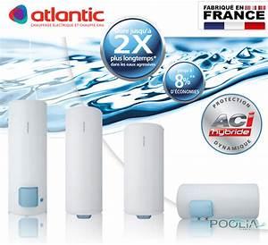 Atlantic Zeneo 300l : chauffe eau atlantic 300l zeneo maison design mail ~ Edinachiropracticcenter.com Idées de Décoration