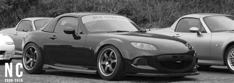 Mazda MX5 Miata NC JDM Performance Parts 2006 2015