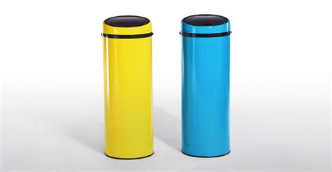 Sensé Touch-free Bin In Blue