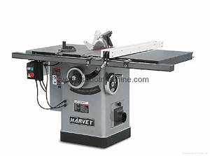 Table Saw Machine with Dado, HW110LGE-50 - SHOOT (China