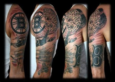 sports  sleeve tattoos