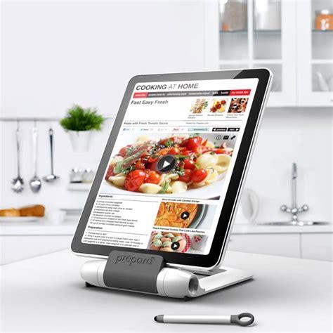 support pour tablette i prep spécial cuisine cuisine au