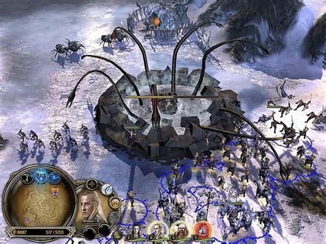 image 9 de le seigneur des anneaux la bataille pour la