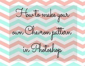 sweet southern wife how to make your own chevron pattern With how to make a chevron template