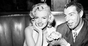 Book Reveals Joe DiMaggio's Torment After Marilyn Monroe's