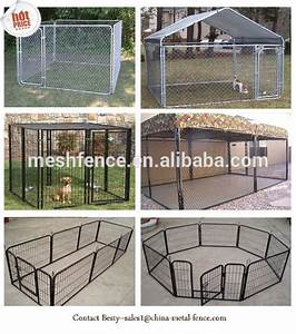 alibaba china cheap outdoor large portable dog cages for With outside dog cages for sale