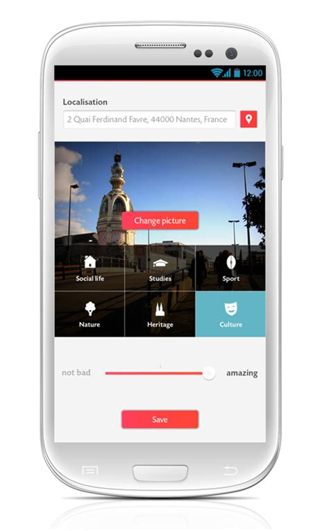 mobile ui design  outstanding examples  inspiration