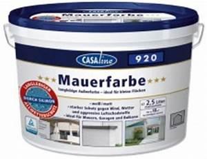 Aldi Farbe Test : aldi casaline mauerfarbe wandfarben im test ~ A.2002-acura-tl-radio.info Haus und Dekorationen