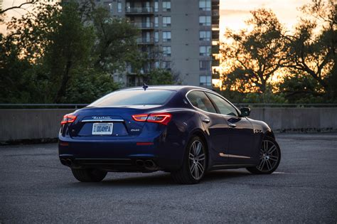 review  maserati ghibli   canadian auto review
