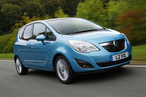 vauxhall car vauxhall meriva car pictures