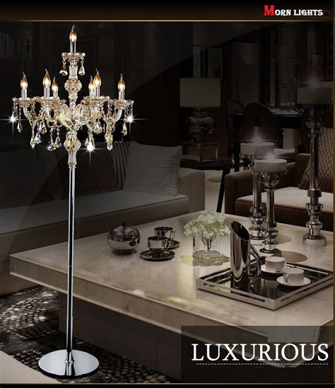 standing lights for bedroom aliexpress com buy fashion modern crystal floor l