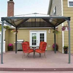 Toit Terrasse Aluminium : toit terrasse aluminium en kit affordable toit terrasse ~ Edinachiropracticcenter.com Idées de Décoration