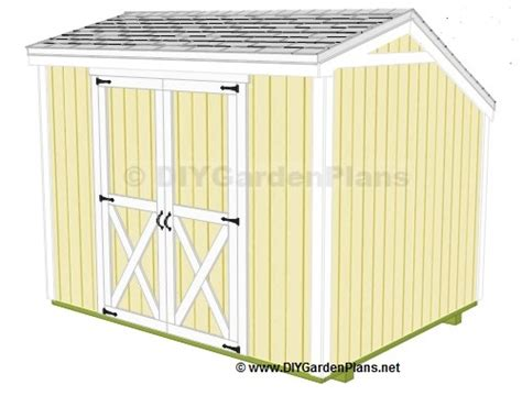 8x8 shed plans with loft january 2015 geka