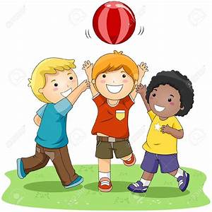 Best Kids Playing Clipart #11971 - Clipartion.com