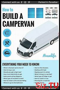Guide  How To Build A Diy Rv Conversion