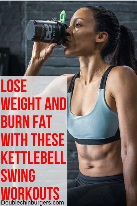 kettlebell swings fat burning