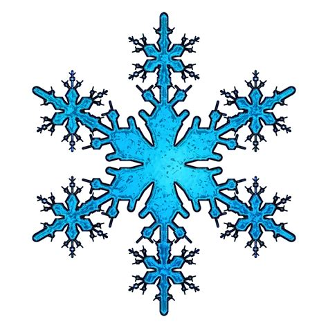 Snowflake Clipart Snowflake Black And White Clip Images