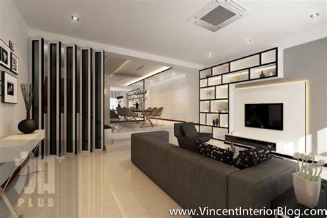 Singapore Interior Design Ideas: Beautiful living rooms