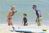 Ben Stiller: Shirtless in Hawaii with the Family!: Photo ...
