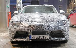 Toyota Rep Allegedly Confirms New Supra Will Have A Manual