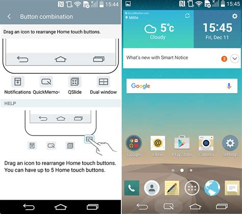 screenshot with android how to take a screenshot with the lg g3 androidpit