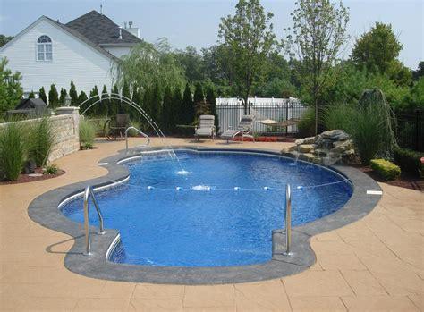 inground pond inground pool fountains gallery