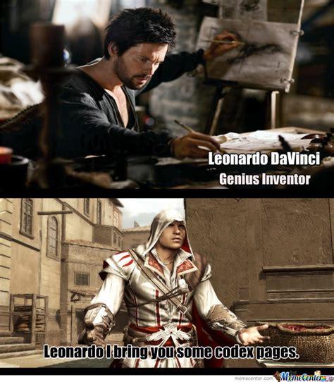 Ezio Memes - just ezio by whitefate meme center