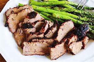 Grilled Tri Tip Roast