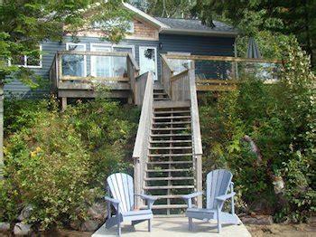 Paddle Boat Rental Huntsville by Cottage Link Ontario Cottage Rental On31567