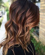 Fall Hair Colors and Highlights for Brunettes